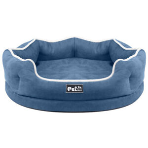 High Quality Memory Foam Dog Bed Luxury Sofa draft excluding walls brand new