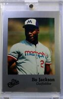 1986 86 BASEBALL AMERICA MINORS Bo Jackson Rookie RC #28, MEMPHIS CHICKS