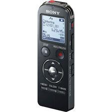 Sony ICDUX533BLK 4GB MP3 Digital Flash Voice Recorder - ICDUX533