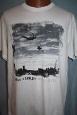 BRAD PAISLEY 2013 Wheelhouse Concert Tour T-SHIRT L Country Music
