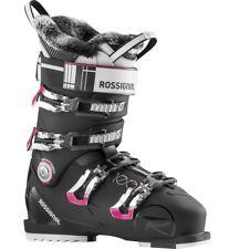 2016 Rossignol Pure Pro 100 Black/White Size 25.5 Women's Ski Boots