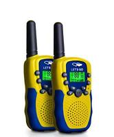 Outdoor Hunting Sporting Toys for 3-12 Year Old Boys, Tisy Walkie Talkies for Ki