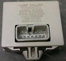 Toyota Camry OEM Brake Tail Light Lamp Failure Module Sensor Relay 89373-06020