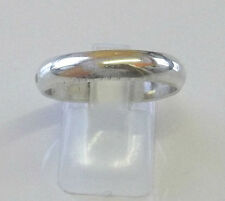 Mens Silver thumb ring
