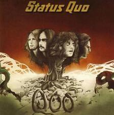 STATUS QUO ( NEW SEALED CD ) QUO ( REMASTERED WITH BONUS TRACK )