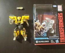 New listing Hasbro Transformers Studio Series 01 Deluxe Class Movie 1 Bumblebee