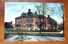 Landon School Cleveland Ohio Antique Postcard - Unused