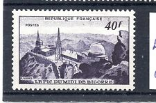 French Lightly Hinged Single Stamps