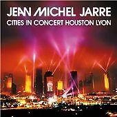 Jean Michel Jarre - Cities in Concert Houston Lyon CD
