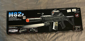 Double Eagle M82p Airsoft Rifle