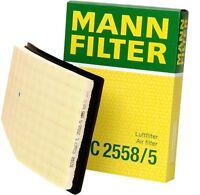 Air Filter Mann Fits Porsche Boxster 986 2.5 / 2.7 / S 3.2  / Service
