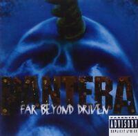Pantera Far beyond driven (1994) [CD]