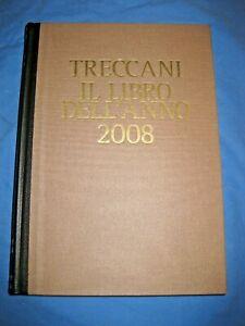 TRECCANI Il libro dell' anno 2008