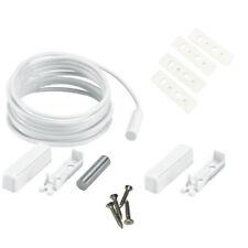 ABUS MK1010W Magnetkontakt �–ffnungsmelder VDS-B weiss Tür Fenster
