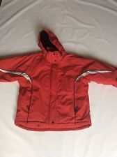 Girls Tog 24 Red Snowboarding Jacket Sz Age 11-12 Yrs #359