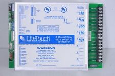 LiteTouch/ Savant 8 Channel Relay Module 08-2208-01 120V