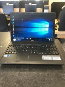 Acer Aspire 5742Z Intel Pentium 320GB HDD/6GB RAM Ms Office