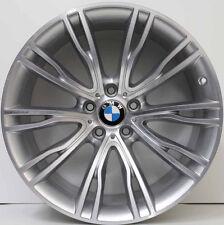 20 inch Genuine BMW X5 / X6 F15 BMW INDIVIDUAL 2015 MODEL RUNFLAT ALLOY WHEELS