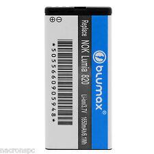 Batterie Nokia Lumia 820 1650 Mah 3,7V remplace BP-5T