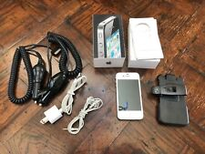 Apple iPhone 4 - 16GB - White (AT&T) A1332 (GSM) - TONS OF EXTRAS