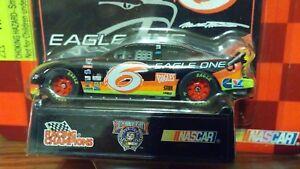 1:64 Racing Champions 1998 Eagle One Ford Taurus #6 Mark Martin Stand & Card NIP