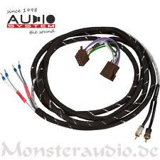 AUDIO SYSTEM HLAC2-5M 2-Kanal High-Low-Adapter-Kabel ISO plug & play HLAC 2 5M