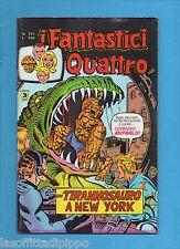 SUPER EROI - I FANTASTICI QUATTRO - CORNO -N.171- 25 OTTOBRE 1977- DI RESA