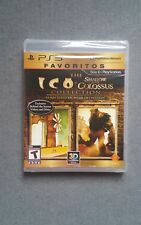 ICO & SHADOW OF THE COLLOSUS  FAVORITOS PS3 PLAYSTATION 3 PRECINTADO ULTRA RARE