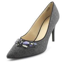 Zapatos de tacón de mujer Nine West de tacón alto (más que 7,5 cm) de color principal gris