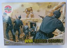 Airfix  WWI German Infantry  #01726  Scale 1/72     New in Box