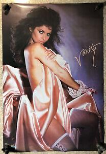 RARE Original Vanity 1985 Vintage Starmakers Poster Free shipping PRINCE