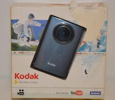 Boxed Kodak ZM1 Waterproof Pocket Mini Digital Video Camera Camcorder