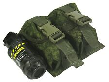 Pouch Case molle pals magazine grenade PAINTBALL airsoft bag pixel Waterproof