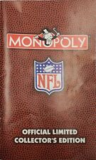 1998 NFL Collector's Edition Monopoly Football Replacement Manual Only