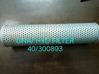 Jcb Spare Parts Hydraulic Filter Part No.40/300893