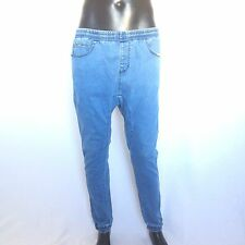 Nana Judy Mens Jogger Jeans Size 36 x 29 The Archer Relaxed Fit Tapered Sweats