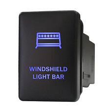 Push switch 9B77B 12volt Toyota OEM Replacement WINDSHIELD LIGHT BAR LED BLUE