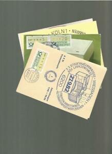 107852 / ATM Beleg  LOT DEUTSCHLAND