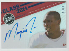 MARQISE LEE 2014 Press Pass CLASS OF 2014 Autograph SP RC ON CARD AUTO #10/15