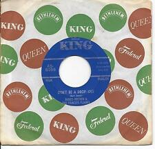 JAMES BROWN  Don't Be A Drop-Out / Tell Me That You Love Me  rare 45 from 1966