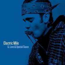 Electric Mile 2001 by G.Love & Special Sauce *NO CASE DISC ONLY* #N11A