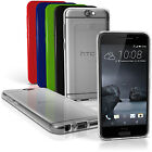 Etui Gel TPU Housse Coque pour HTC One A9 (2015) Case Cover + Film Protection
