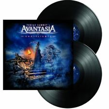 AVANTASIA - GHOSTLIGHTS - 2LP BLACK VINYL NEW SEALED 2016