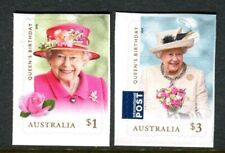 2018 Queen's Birthday - MUH Set of 2 Booklet  Stamps
