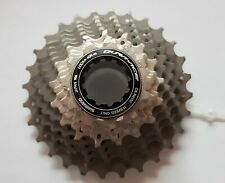 Shimano Dura Ace CS-R9100 Cassette - 11 Speed, 11-28t, Silver/Gray