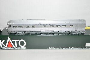 HO scale KATO Santa Fe Ry streamlined passenger car train Corrugated Business