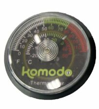 Happy Pet Komodo Analogue Thermometer