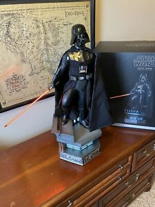 Sideshow Star Wars PF Statue Darth Vader Second Version # 175/7,500 Low Number