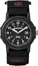 Timex T40011 Herren-Armbanduhr Analog Quarz Nylonarmband Schwarz 10 ATM 38 mm