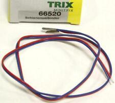 Trix Minitrix 66520 N - Schienenverbinder 2- polig NEUWARE